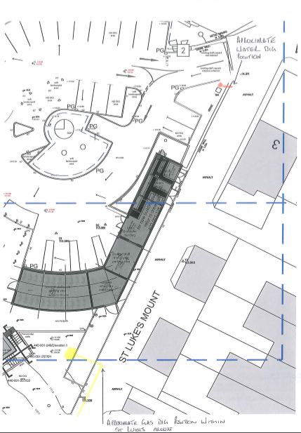 Site map for resident update